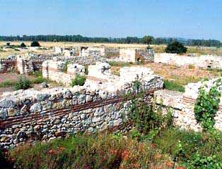 Античный город Улпия Эскус, Болгария