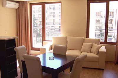 Апартаменты, Золотые Пески