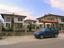 Четыре дома в Болгарии. С.Александрово.