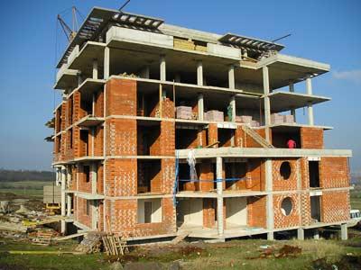 жилой комплекс в Бургасе, Болгария