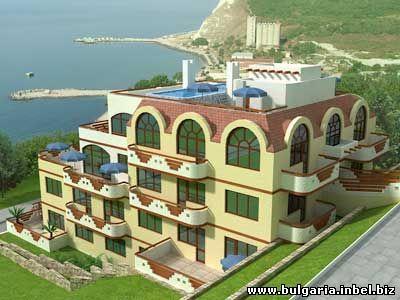 Жилой комплекс в Болгарии, Каварна