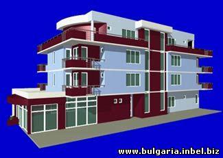 Жилой комплекс в Болгврии, г.Каварна