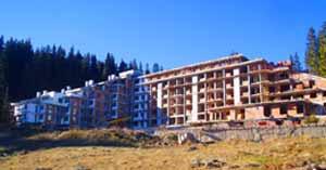Жилой комплекс в Болгарии