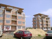 Жилой комплекс в Болгарии, г.Несебр