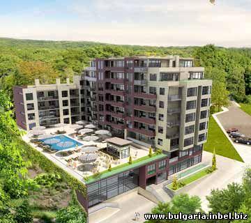 Жилой комплекс в Болгарии, курорт Золотые Пески, недалеко от Варны