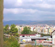 Отель, г.Несебр, Болгария, вид из окна