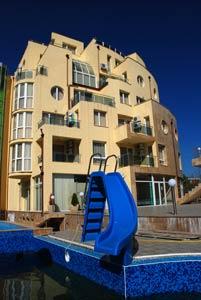 Отель, Солнечный Берег, Болгария